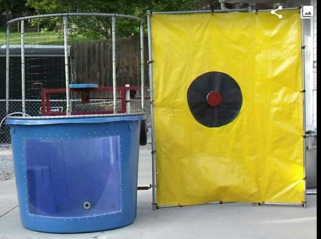 Dunking Booth/Tank