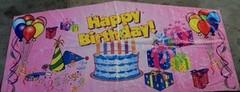 Happy Birthday Pink 5n1 Wet