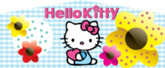Hello Kitty Flower 5n1 Wet