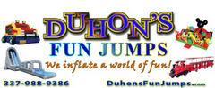 Duhon's Fun Jumps Logo 5n1 Wet