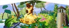Princess with the Frog 4n1 Wet