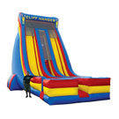 27 ft Cliff Hanger Dual Dry Slide