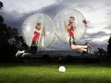 2 VS 2  (4 Knockerballs)
