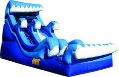 19ft. Coral Bay Splash Dry Slide