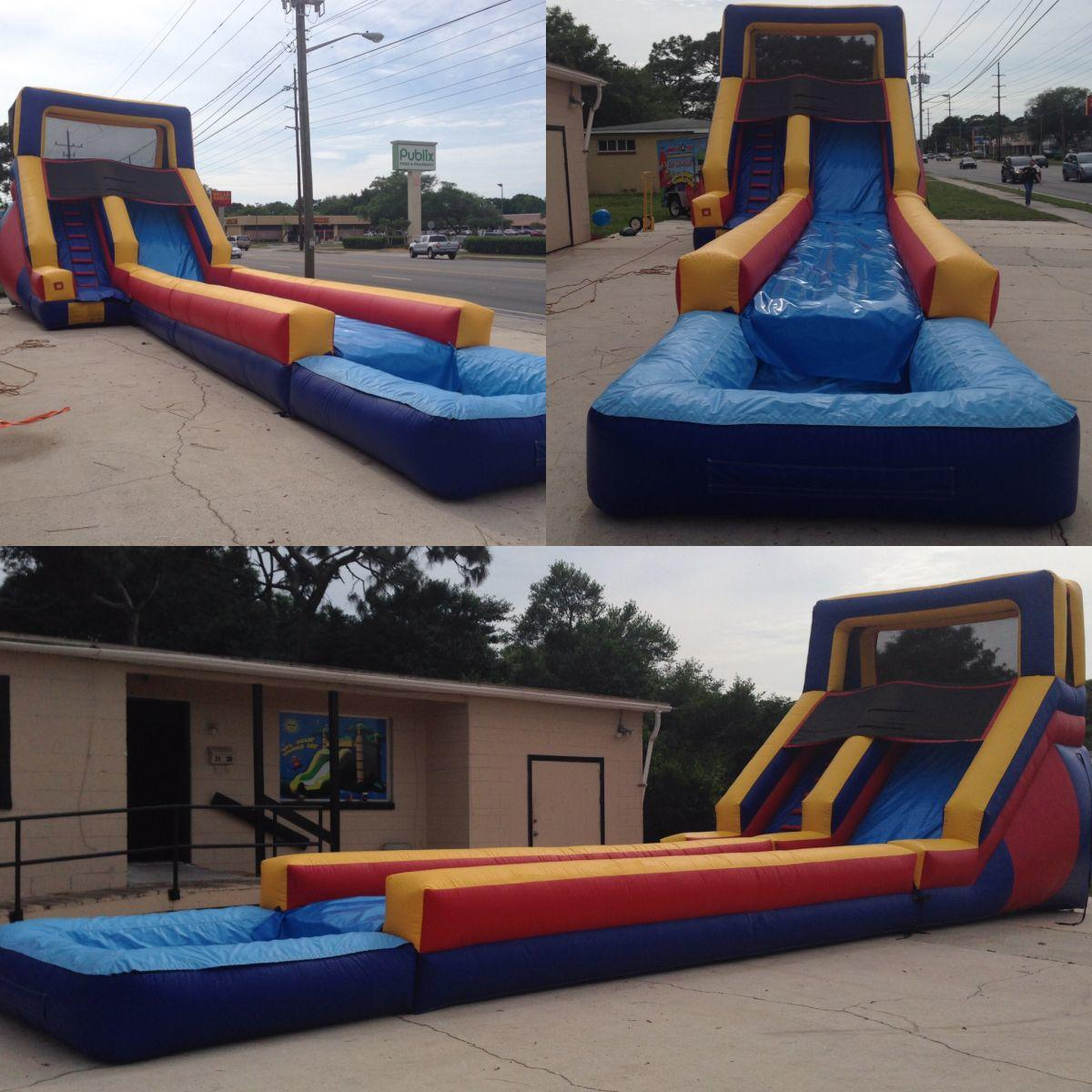 Inflatable Slide Rental Jacksonville Fl: Jax Jumpers 4 You