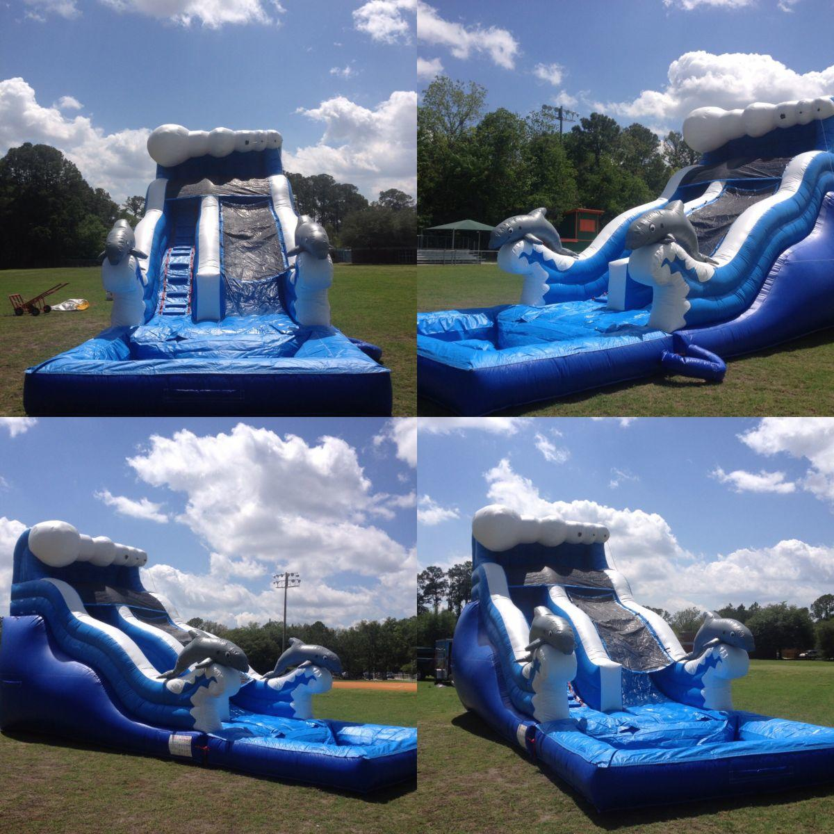 Inflatable Slide Rental Jacksonville Fl: Add To Cart