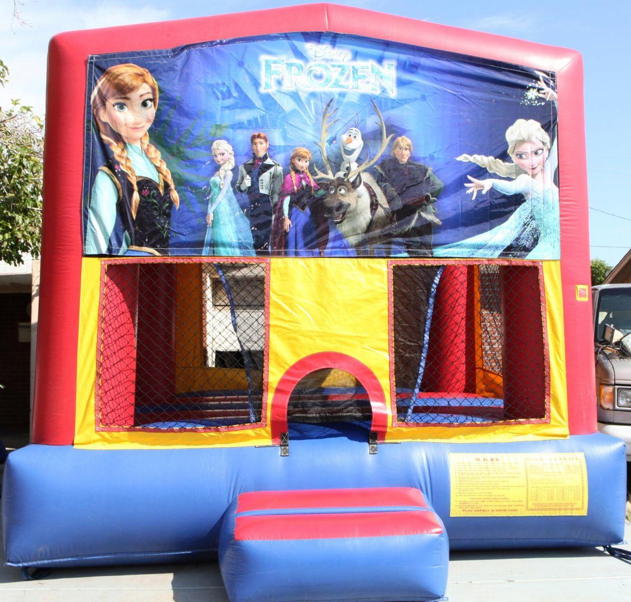 Inflatable Water Slide Az: Bounce Houses,concessions,tables,chairs & More In The East