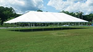 30' x -- Frame Canopy Tent