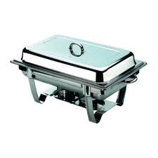 Stainless Chafing Unit, 8 Qt
