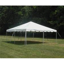 20'x-- Frame Canopy Tents