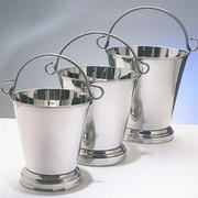 Champagne Bucket, Stainless Steel