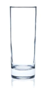 Water Glass, Chimney, 14 oz.