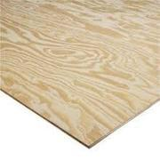 Plywood Subfloor, per sq. foot