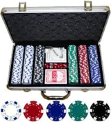 Poker Chip Set (500 chips)