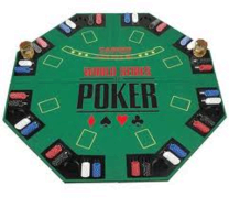 Poker Table (table topper)