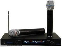 Wireless Microphone System (1 Mic)