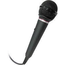 Wired Microphone