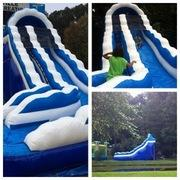 Curvy Rapids Water Slide
