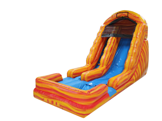 Lava Slide (Wet)