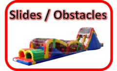 Slides and Obstacles