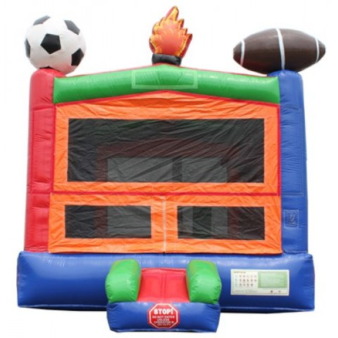 Bounce House - Sports (Large)