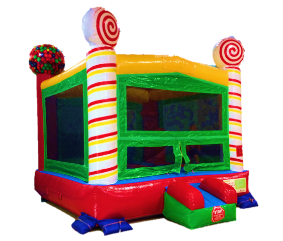 Candy Bounce House -CUSTOMER PICKUP