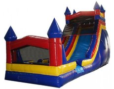 18ft Castle Slide