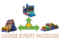 Large Event Package Deal!