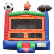 Sports Bounce House -CUSTOMER PICKUP