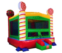 Bounce House - Candy Shop (Large)