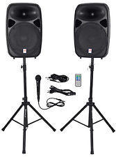 DJ sound system (bluetooth)