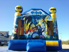 Batman Jumpy House