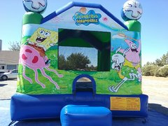 Spongebob Jumpy House