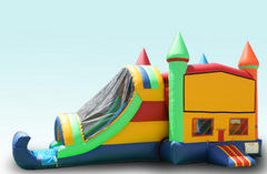 Color Splash Castle 4 in 1 Combo DRY