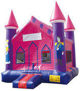 Princess Castle Jumpy House