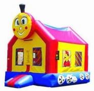 Train Jumpy House