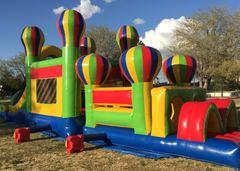 Bounce Houses & Games