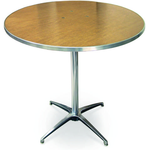 36 in. Round Table