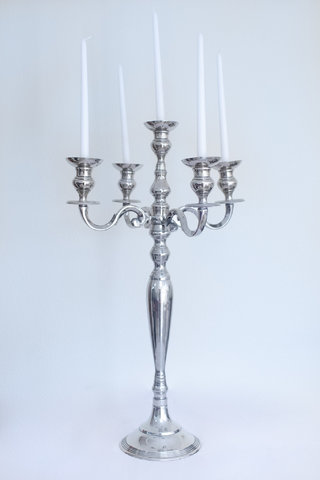 5-Light Table Candelabra 30 in.