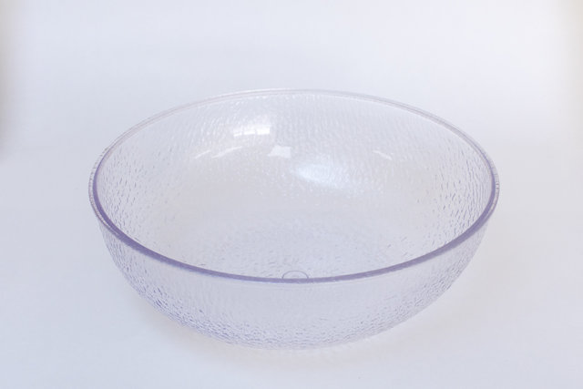 Large Plastic Salad Bowl