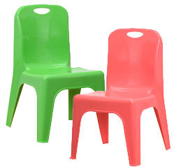 Kids Chair, Assorted Colors