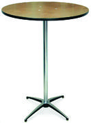 36 in. Round Cocktail Table