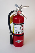 Fire Extinguisher 3-A:40-B:C.