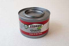 Sterno, for chafing dish