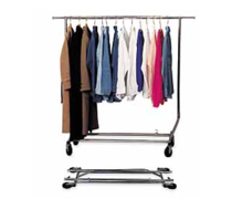 Garment Rack, with wheels