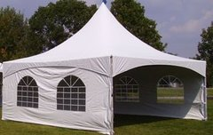Frame Tent 20 x 20 With Side Walls