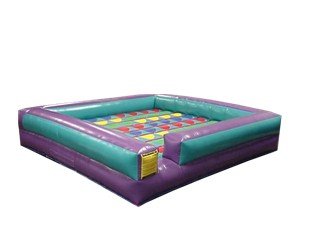 Inflatable twister Game rental Inland Empire