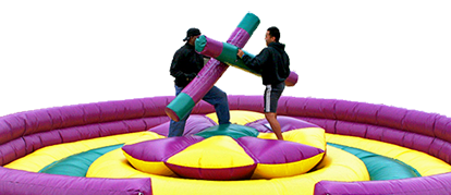 Rock and Joust Inflatable Rental