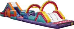 Water Slide Obstacle Combo