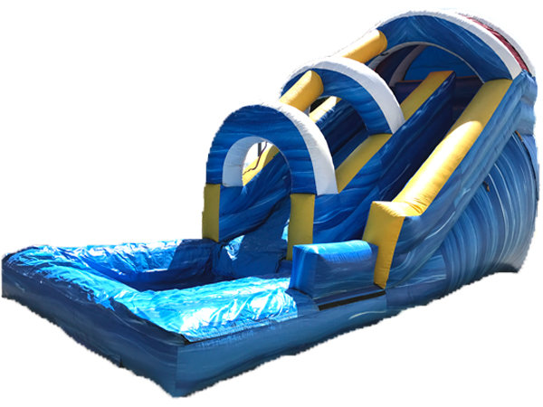 Mega Water Slide